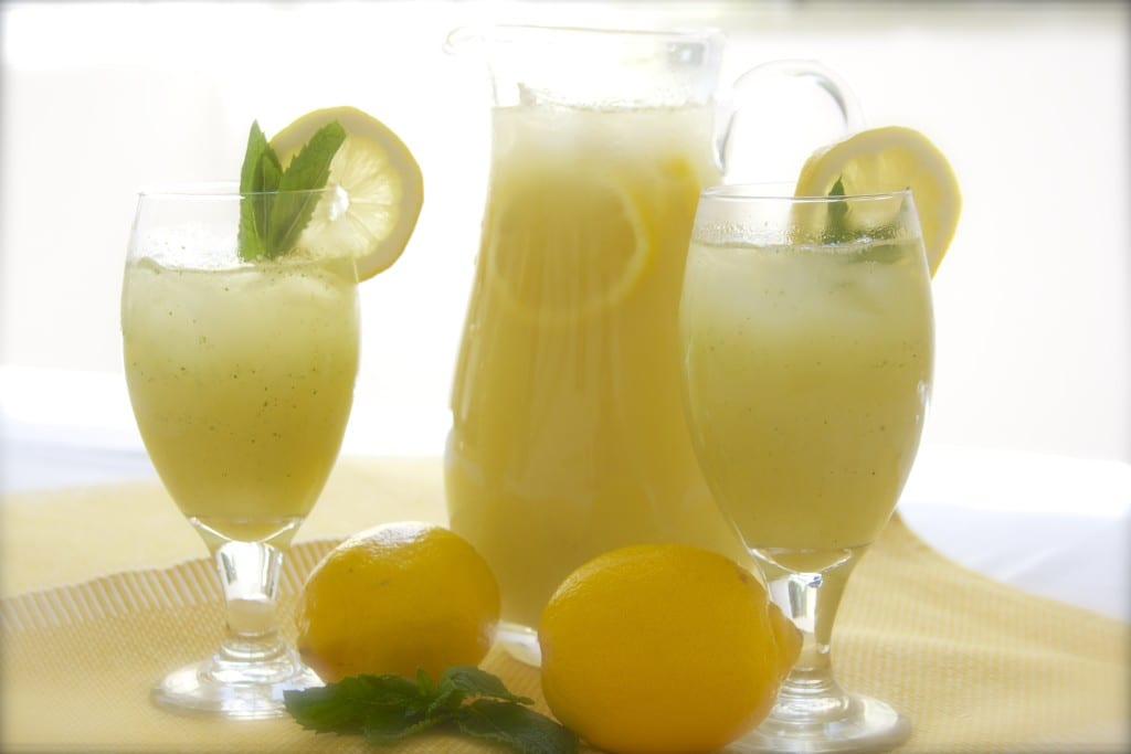 Vodka Honey Lemonade 2