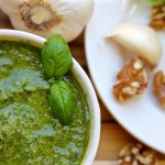Toasted Walnut Pesto