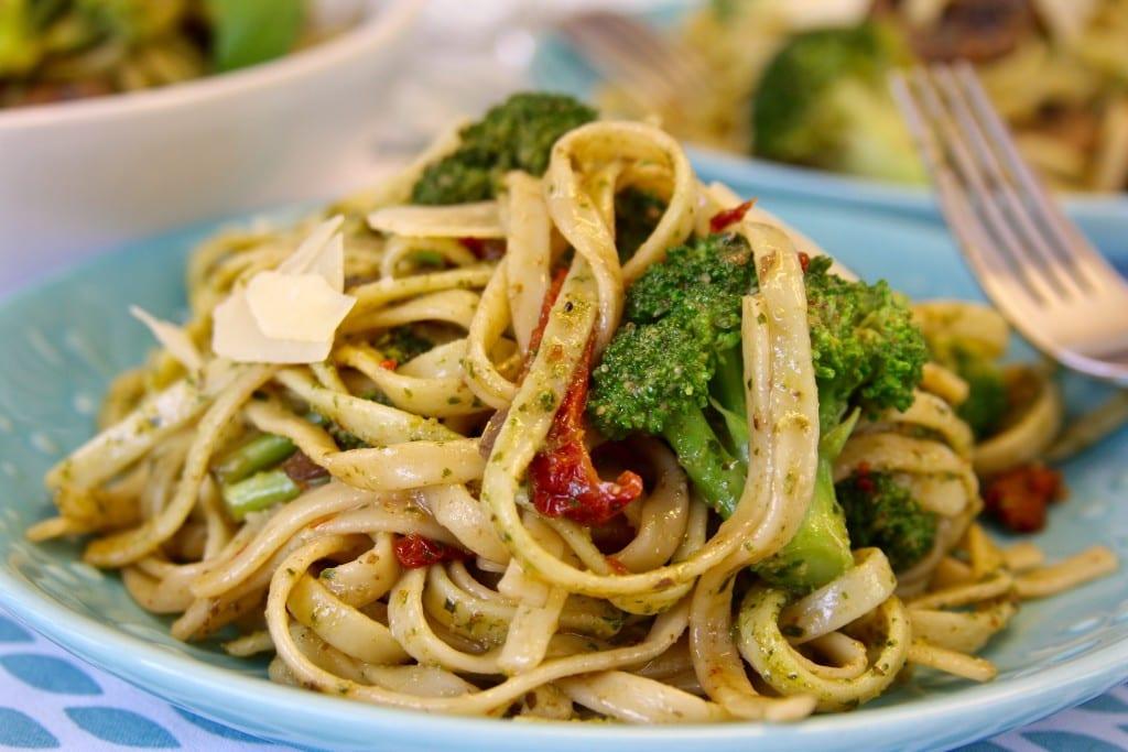 Roman Pesto Pasta 2