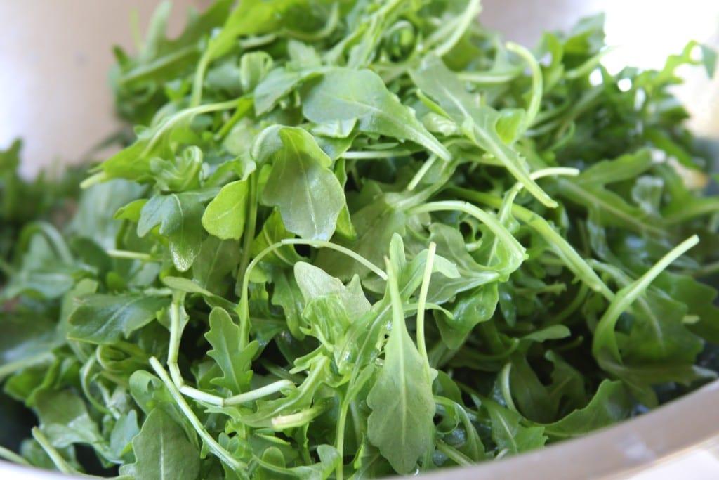 Arugula for Rocket Your Mind Salad