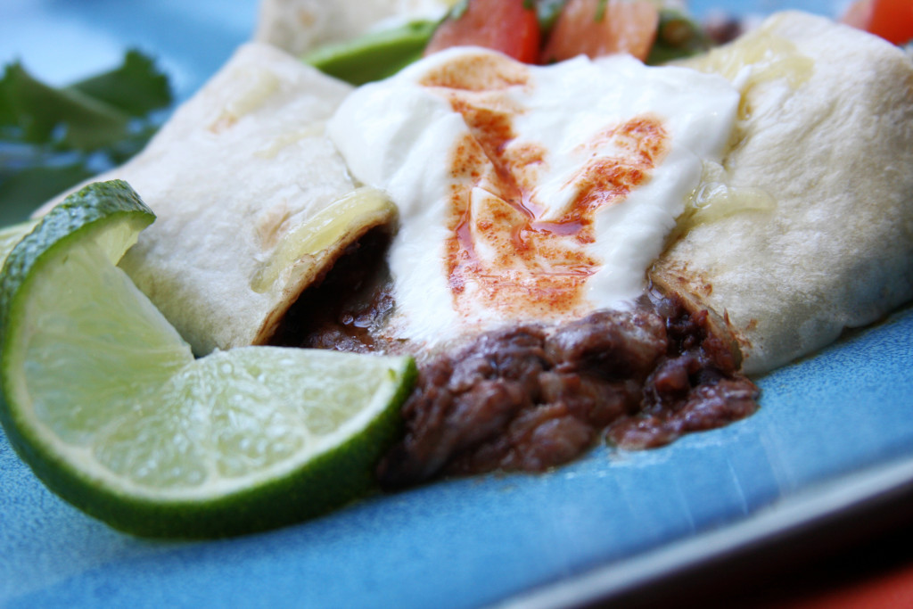The Black Bean Burrito recipe is organic & budget friendly. Zesty, rich beans with creamy and tangy cheese will make you feel like you are eating like a king.