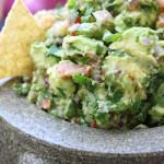 Simple Healthy Guacamole