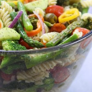 Springtime Pasta Salad