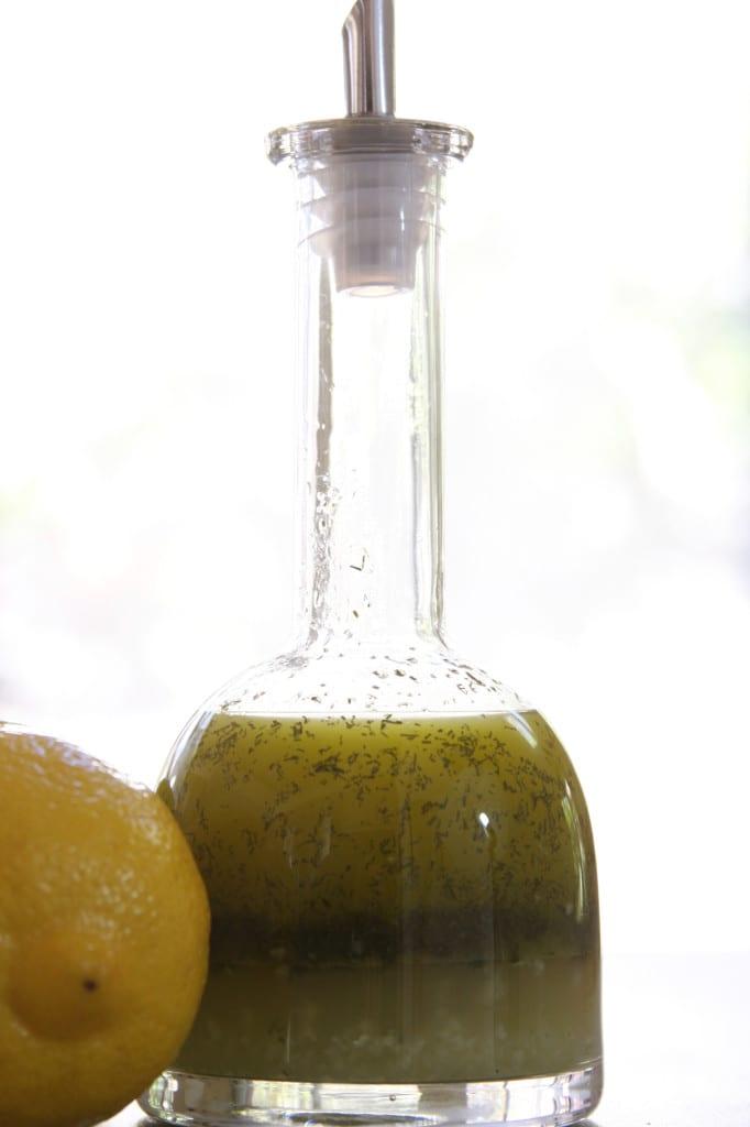 Herbed Lemon Vinaigrette