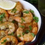 Rosemary Fennel Shrimp recipe has aromatic rosemary, the light licorice taste of fennel and refreshing lemon. These shrimp compliment pasta or are great as an appetizer with a glass of wine.