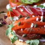 Summer Smoked Salmon Sandwiches