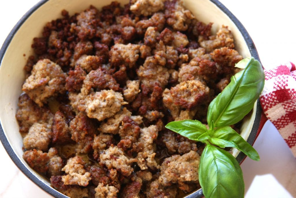 Homemade Italian Sausage recipe is extremely easy to make and allows you to adjust spices to your flavor preferences. No yucky fillers or additives because it is all in your control.