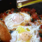 TOP POST- Italian Tomato and Eggs