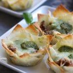Italian Cheesy Bites
