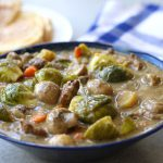Beef and Brussels Sprouts Stew