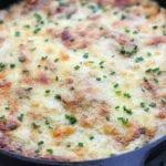 Creamy Dreamy Scallop Potatoes