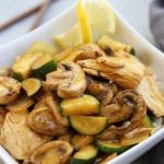 TOP POST- Lemon Chicken Stir Fry