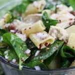 Zesty Chicken Pasta Salad