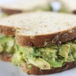 Mexican Chicken Avocado Sandwich