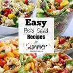 Crowd-Pleasing Easy Pasta Salad Recipes for Summer