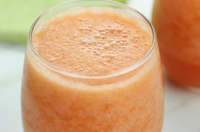 Grapefruit Wine Slushies Recipe