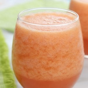 Grapefruit Wine Slushies