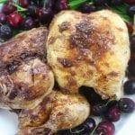 Instant Pot Cherry Chicken