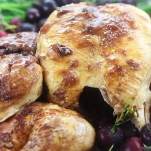 Instant Pot Cherry Chicken Recipe