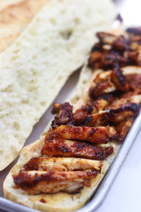 Best Grilled Chicken Sandwich for Your Game Day Menu