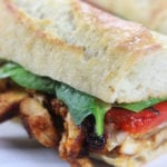 Dry Rubbed Grilled Chicken Sandwich
