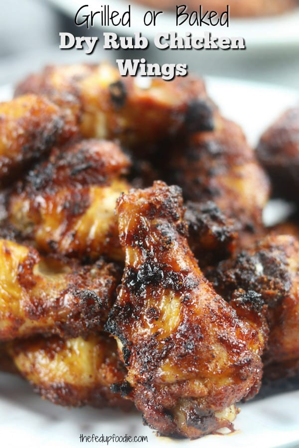 GAME DAY FAVORITE!!! So delicious, these Best Ever Dry Rub Chicken Wings are incredibly flavorful and absolutely addictive.