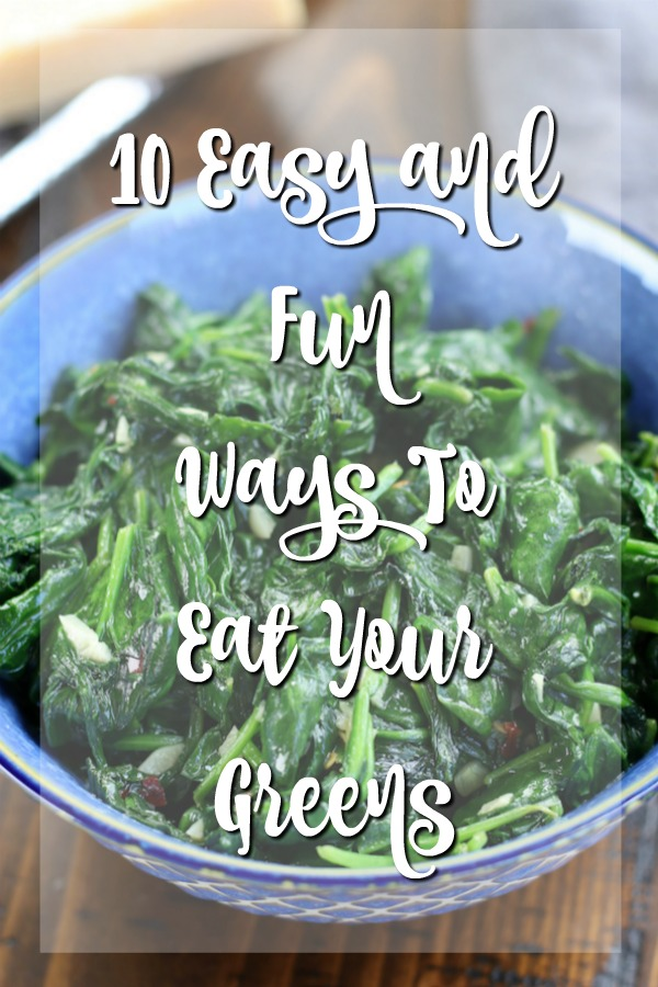 One of the best ways to obtain optimal health is by eating plenty of vegetables everyday . However, that can be easier said than done. To help ease the pain, here are 10 Easy and Fun Ways To Eat Your Greens. #GreenVegetables #VegetableRecipes #Vegetables #VeggieRecipes https://www.thefedupfoodie.com